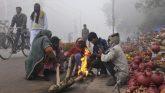 हिमाचल प्रदेश और उत्तराखंड में कड़ाके की ठंड