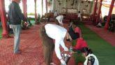 मंत्री की पहल का लोगों ने उठाया लाभ, तीसरे दिन 1100 लोगों ने किया भोजन