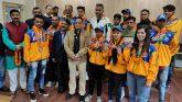 सचिव पर्यटन ने गुलमर्ग में शीतकालीन खेलों में प्रतिभाग करने वाले टीम के सदस्यों को सम्मानित किया