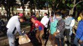अफवाह के चलते सिडकुल के सैकड़ों मजदूर एकाएक निकल पड़े अपने घर वापसी जाने को