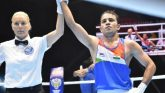 Indian boxer Amit Panghal in 52kg category qualified for his maiden Olympic Games