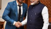 Varun Dhawan's rap on lockdown ft. PM Modi is killing it!