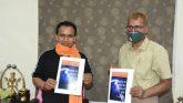 मंत्री धन सिंह रावत ने साइलेंस की शक्ति और कोरोना से मुक्ति पुस्तक का विमोचन किया