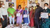 HRSJA ने कोरोना वॉरियर सम्मान आयोजित किया