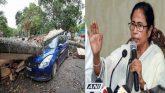 अम्फान से पश्चिम बंगाल में 72 की मौत