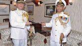 बिश्वजीत दासगुप्ता ने पूर्वी नौसेना कमान में चीफ ऑफ स्टाफ का पद संभाला