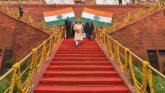 प्रधानमंत्री नरेंद्र मोदी ने 74वें स्वतंत्रता दिवस के अवसर पर देश का आत्मनिर्भर भारत का संकल्प दोहराया