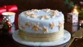 How to bake delicious  Christmas cake at home