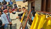 सिंचाई मंत्री ने पिथौरागढ़ को दी 799.31 लाख रु की सिंचाई योजनाओं की सौगात