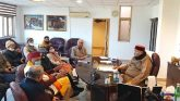 रोपवे परियोजनाओं की समीक्षा करते पर्यटन मंत्री सतपाल महाराज