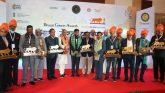 सामाजिक उत्थान और राष्ट्र निर्माण में काम करने वाली प्रतिभाओं को भारत गौरव अवार्ड से सम्मानित किया गया
