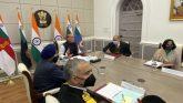 भारत-सिंगापुर बढ़ाएंगे द्विपक्षीय रक्षा सहयोग
