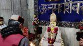 हेडाखान के आश्रम में स्थित शिव मंदिर में मुख्यमंत्री ने दर्शन किया