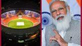 President Kovind inaugurates the Narendra Modi Stadium in Ahmedabad, Gujrat