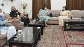 भारत के चीफ डिफेंस स्टाफ जनरल बिपिन रावत ने मुख्यमंत्री से मुलाकात की